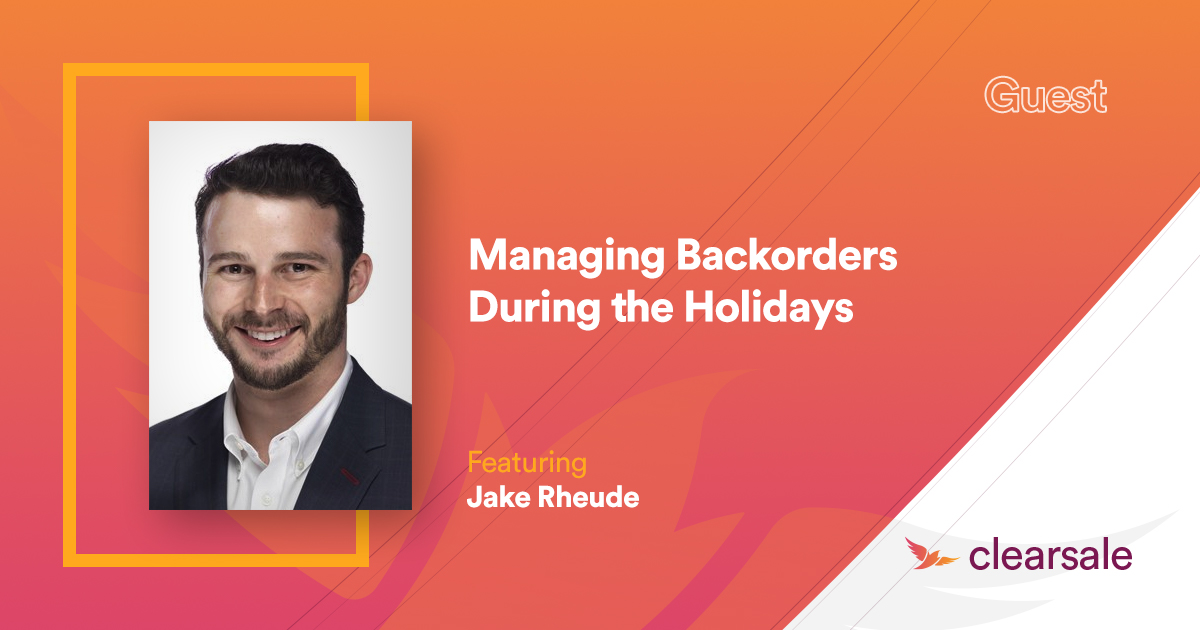 Managing Backorders During the Holidays