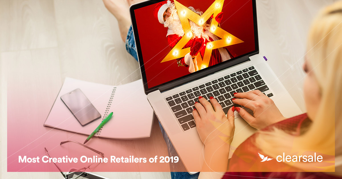 Most Creative Online Retailers of 2019