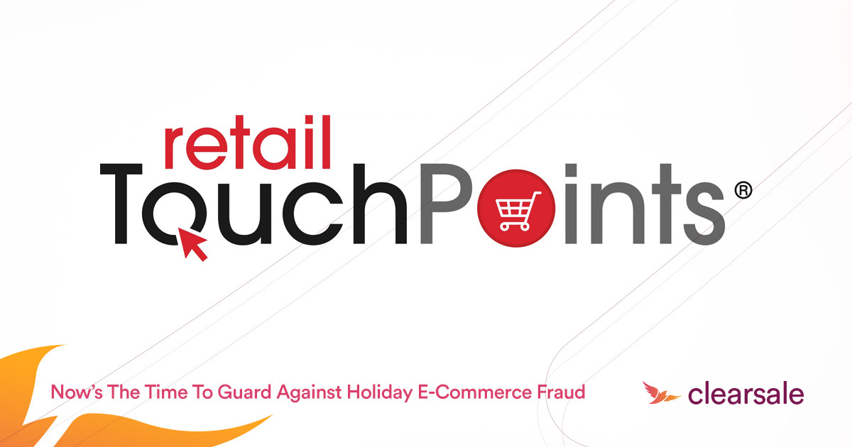 Now's The Time To Guard Against Holiday E-Commerce Fraud