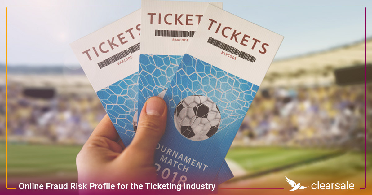 Online Fraud Risk Profile for the Ticketing Industry