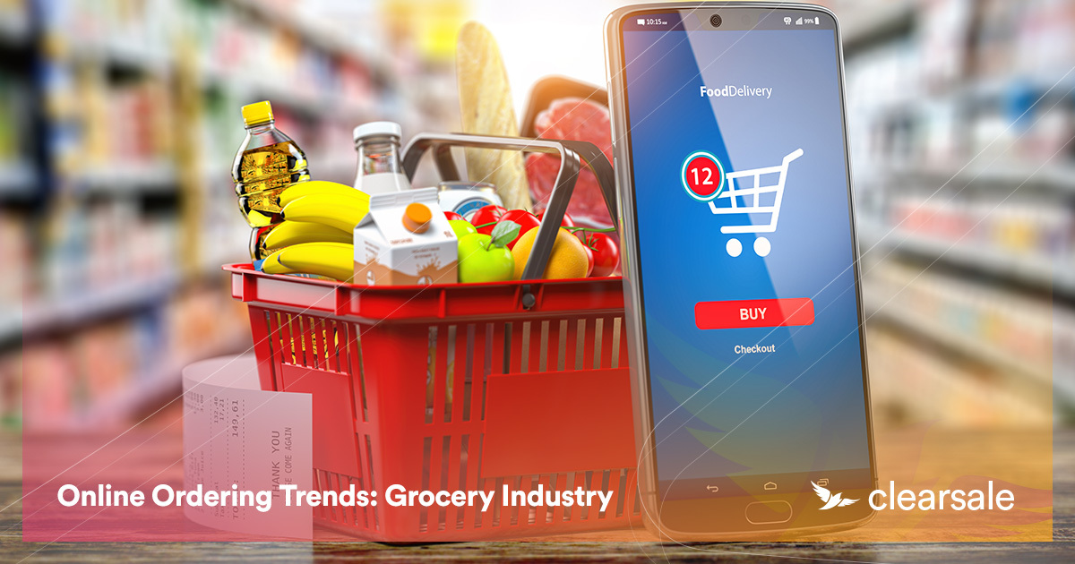 Online Ordering Trends: Grocery Industry