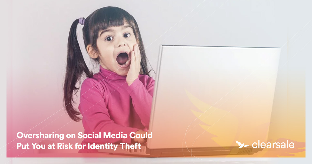 Oversharing on Social Media Could Put You at Risk for Identity Theft