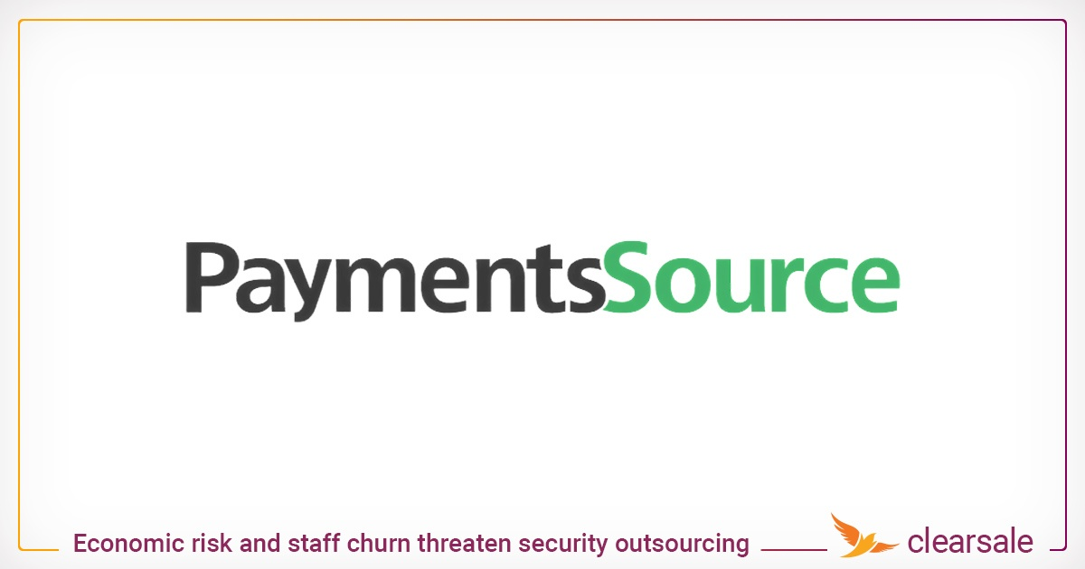 Economic risk and staff churn threaten security outsourcing