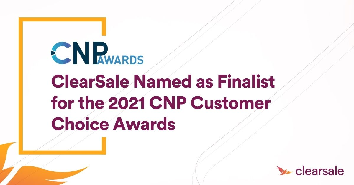 ClearSale Named as Finalist for the 2021 CNP Customer Choice Awards