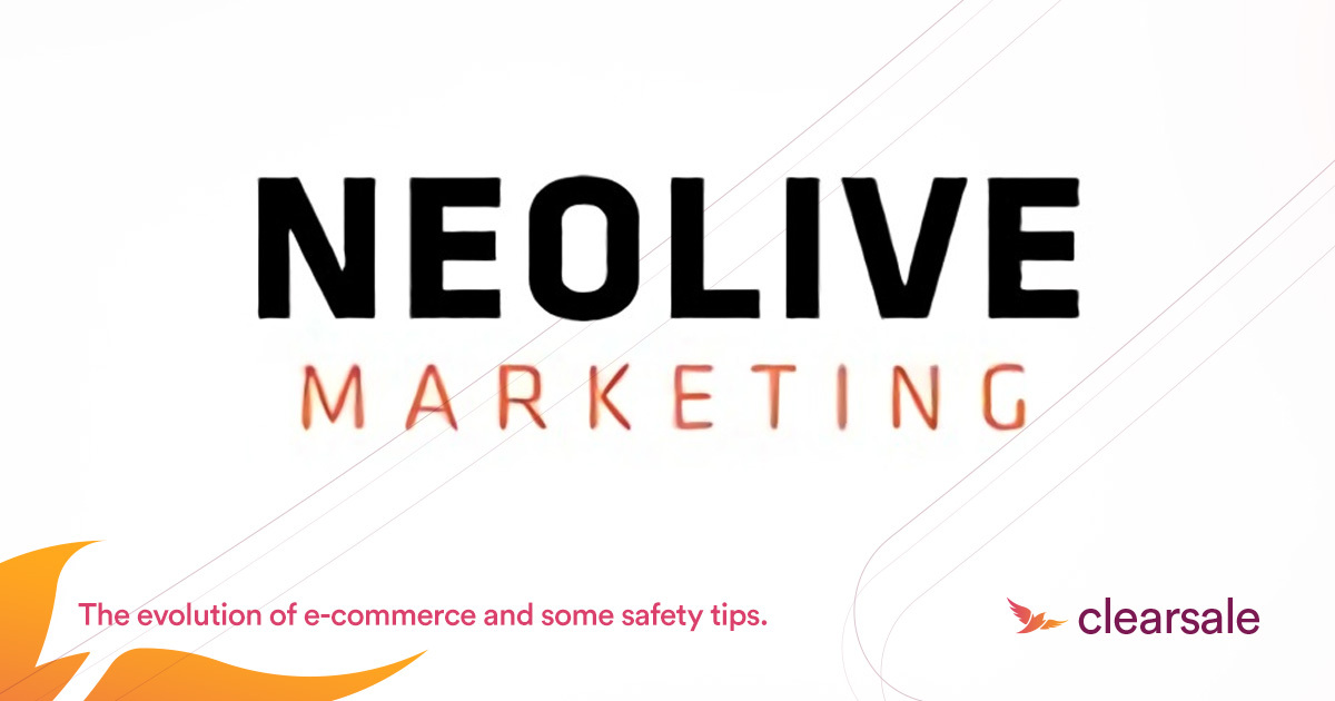 The evolution of e-commerce and some safety tips.