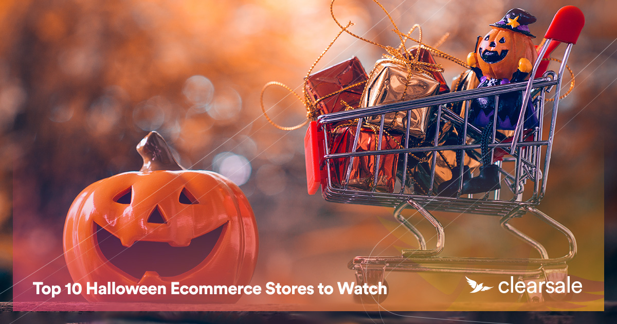 Top 10 Halloween Ecommerce Stores to Watch
