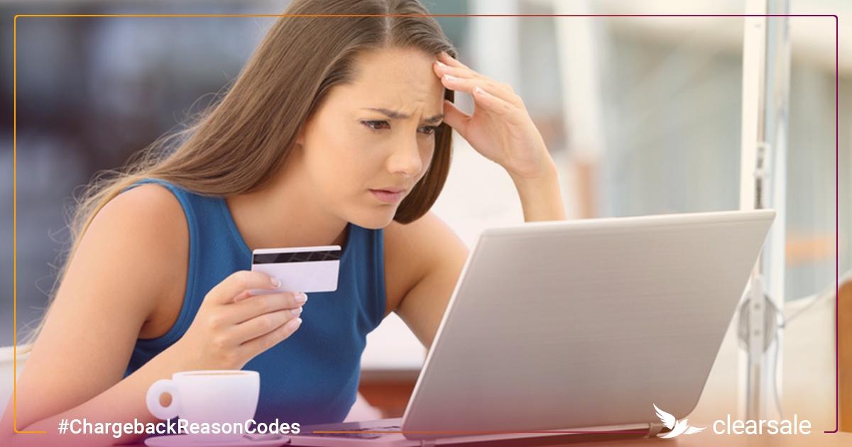 Understanding Credit Card Chargeback Reason Codes