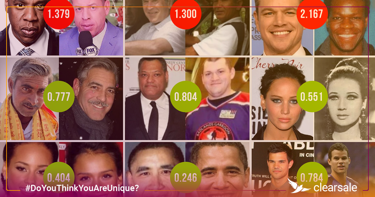 How Well CanArtificial IntelligenceTell Celebrities Apart?