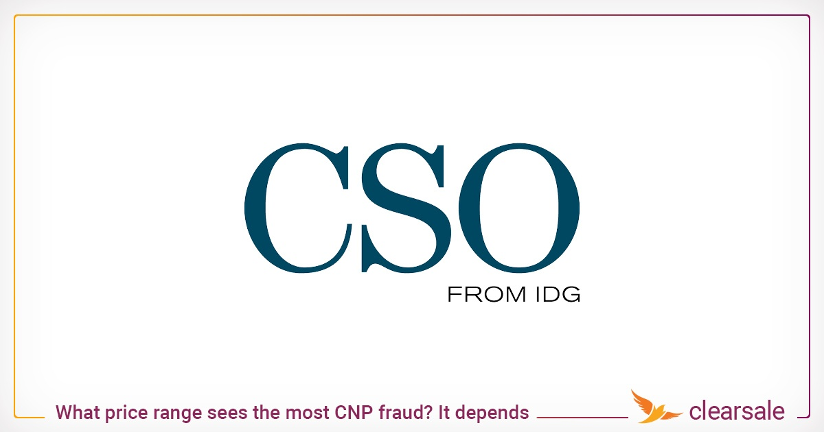 What price range sees the most CNP fraud? It depends