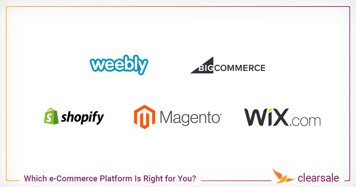 Which e-Commerce Platform Is Right for You?