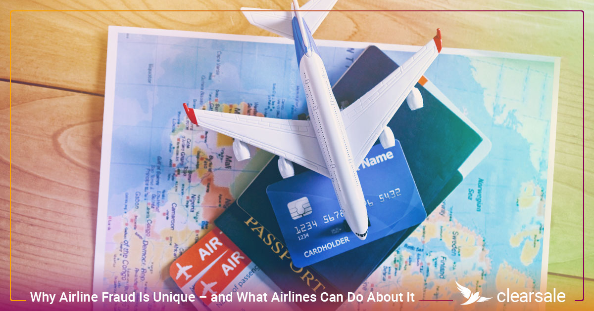 Why Airline Fraud Is Unique – and What Airlines Can Do About It