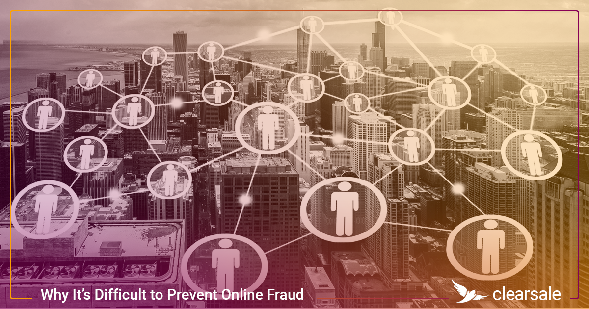 Why it's difficult to prevent online fraud at Financial Smarts