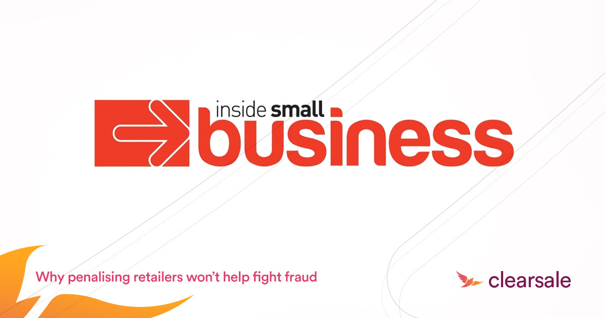 Why penalising retailers won't help fight fraud