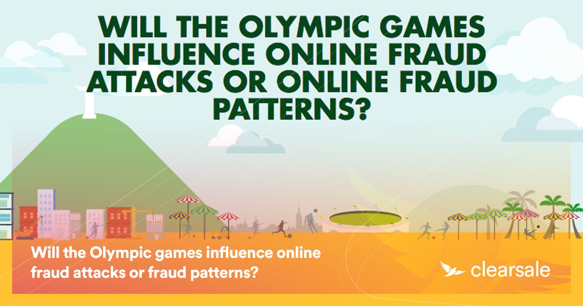 Will the Olympic games influence online fraud attacks or fraud patterns?