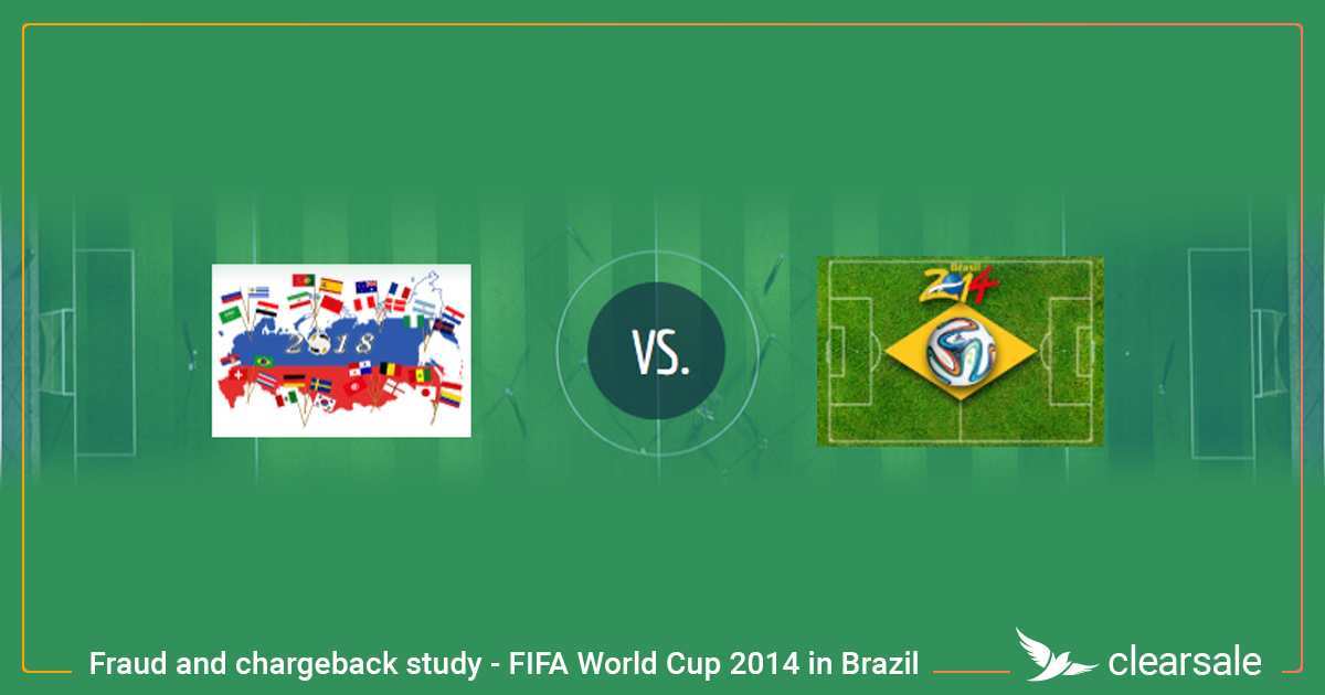 Fraud and chargeback study based on the FIFA World Cup 2014 in Brazil