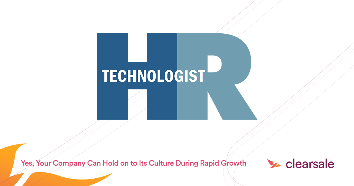 Yes, Your Company Can Hold on to Its Culture During Rapid Growth