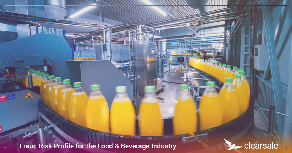 Fraud Risk Profile for the Food & Beverage Industry
