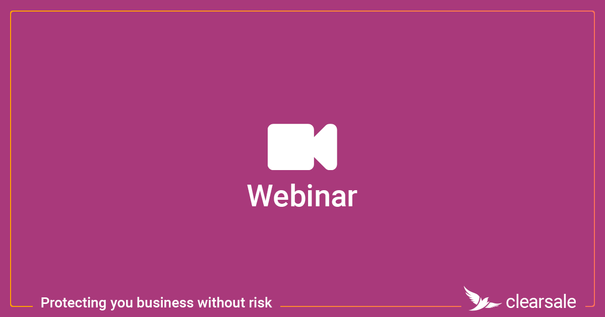 New Webinar: Create a Chargeback Management Strategy